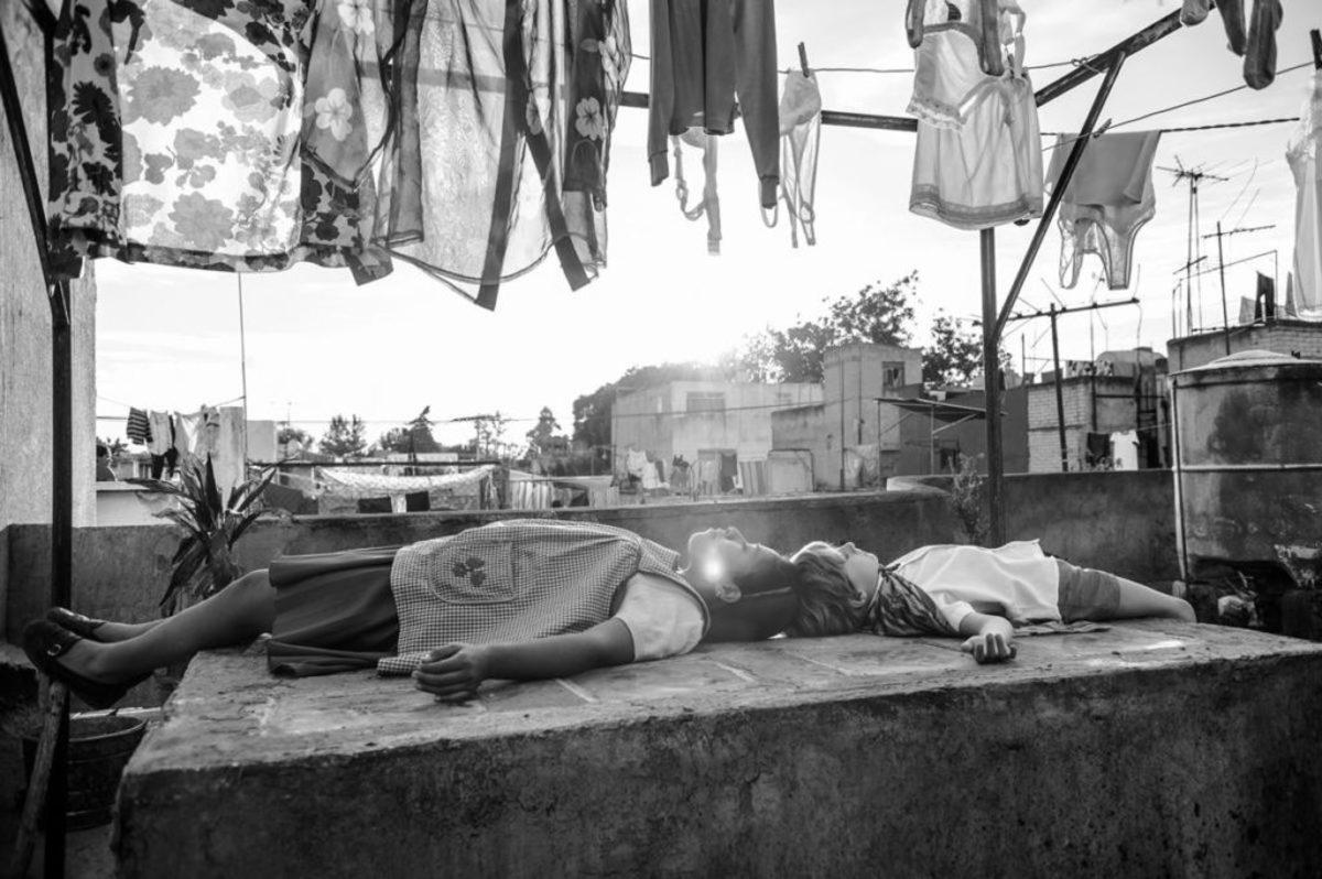 Roma - Photo Credit: Carlos Somonte Netflix