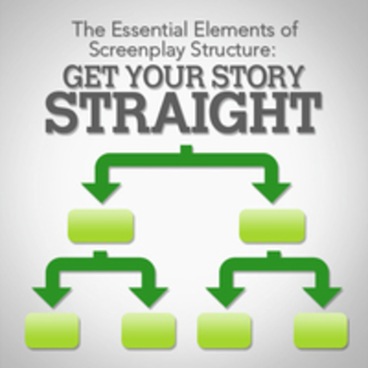 The Essential Elements of Screenplay Structure: Get Your Story Straight