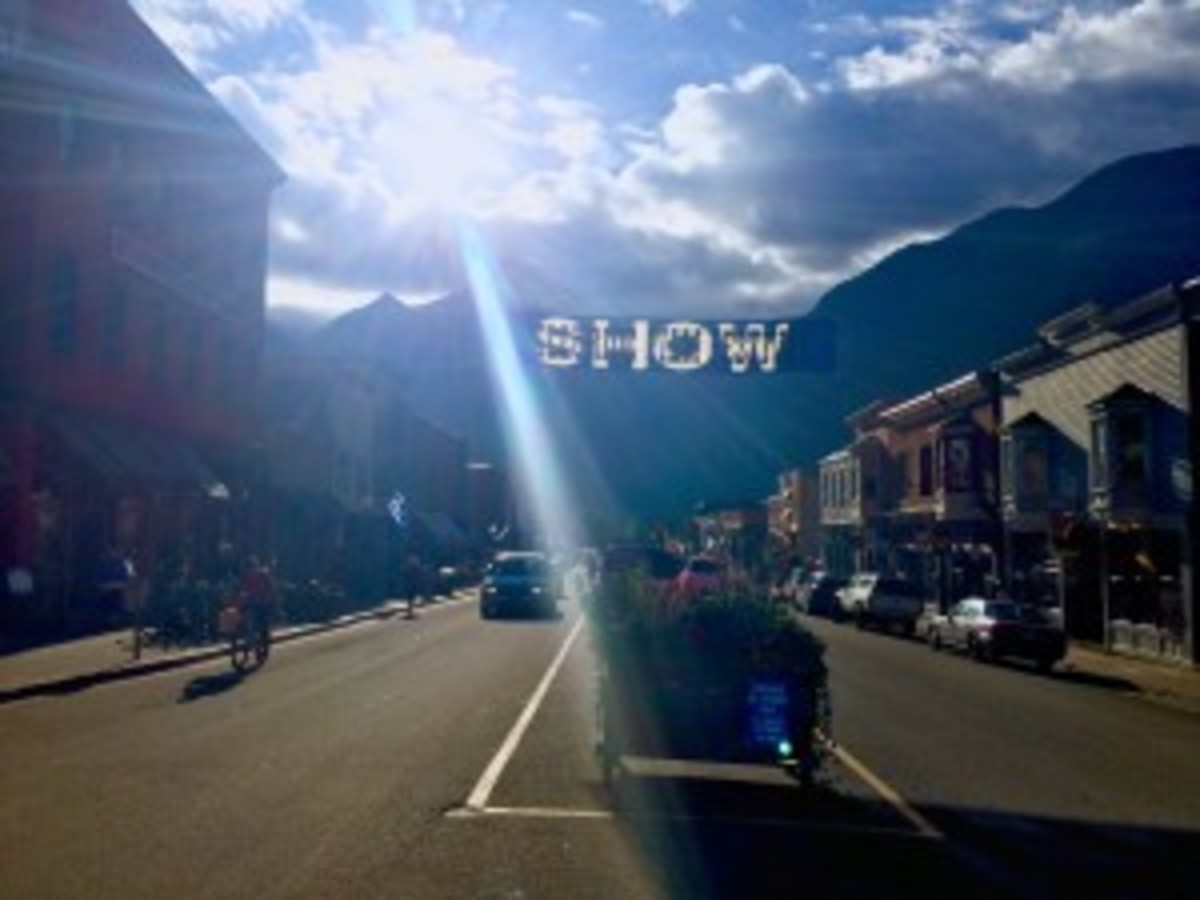 Telluride Film Festival 2015 - photo Christopher Schiller