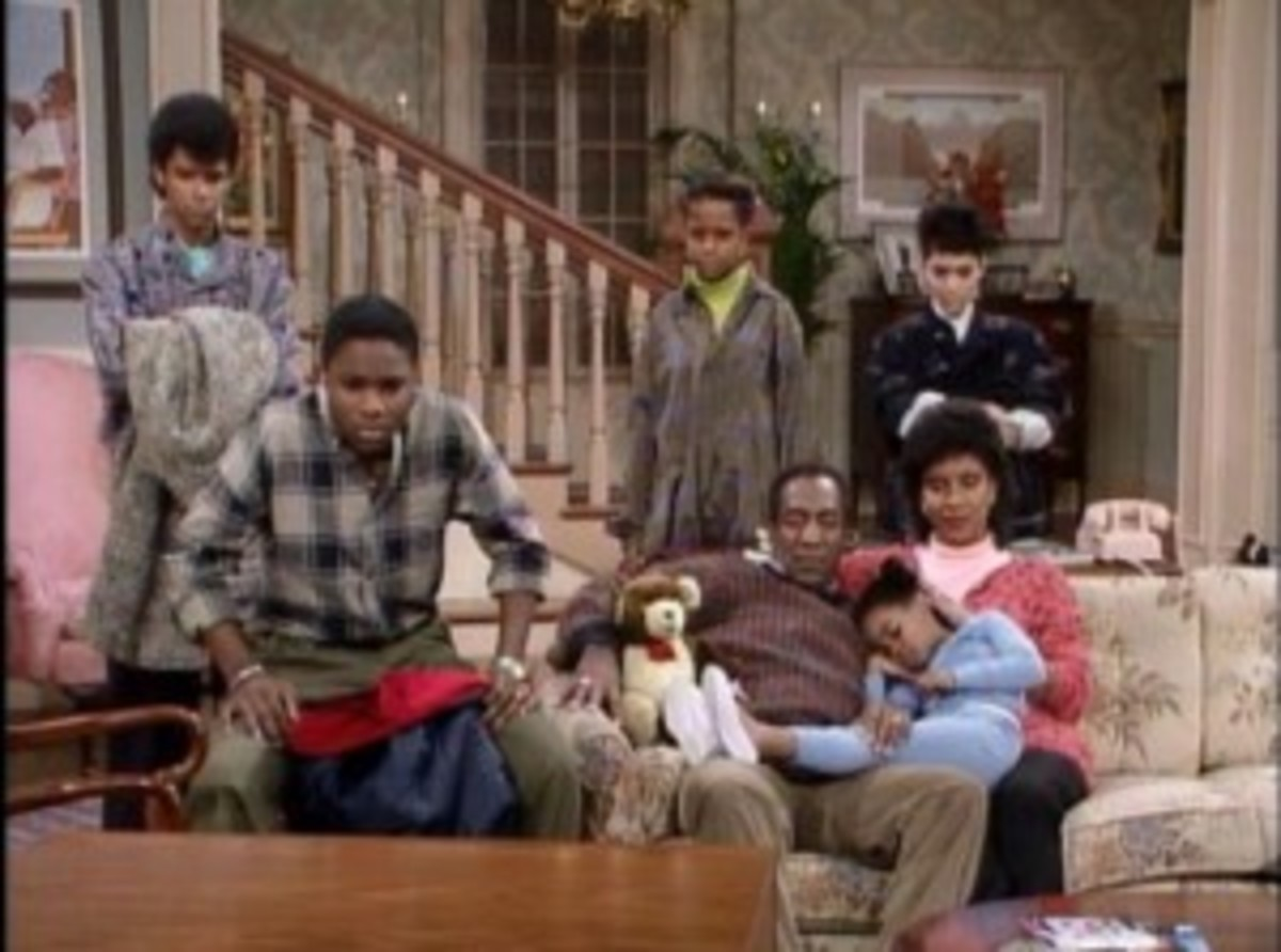 The Cosby show faced rejection time and again.