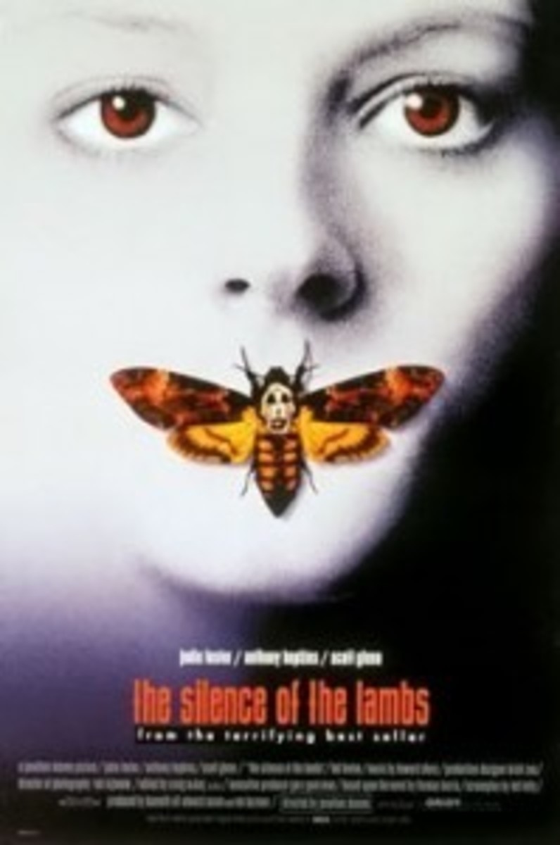 Silence of the Lambs is a great example of a type of theme including that of monsters and battles.