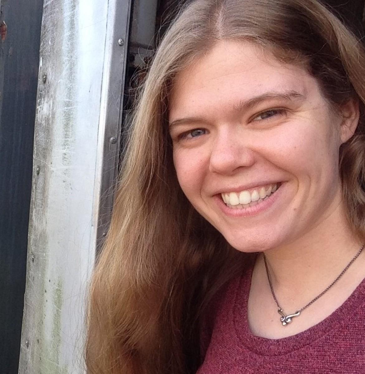 Sheepshed's founding filmmaker Katherine Johnson