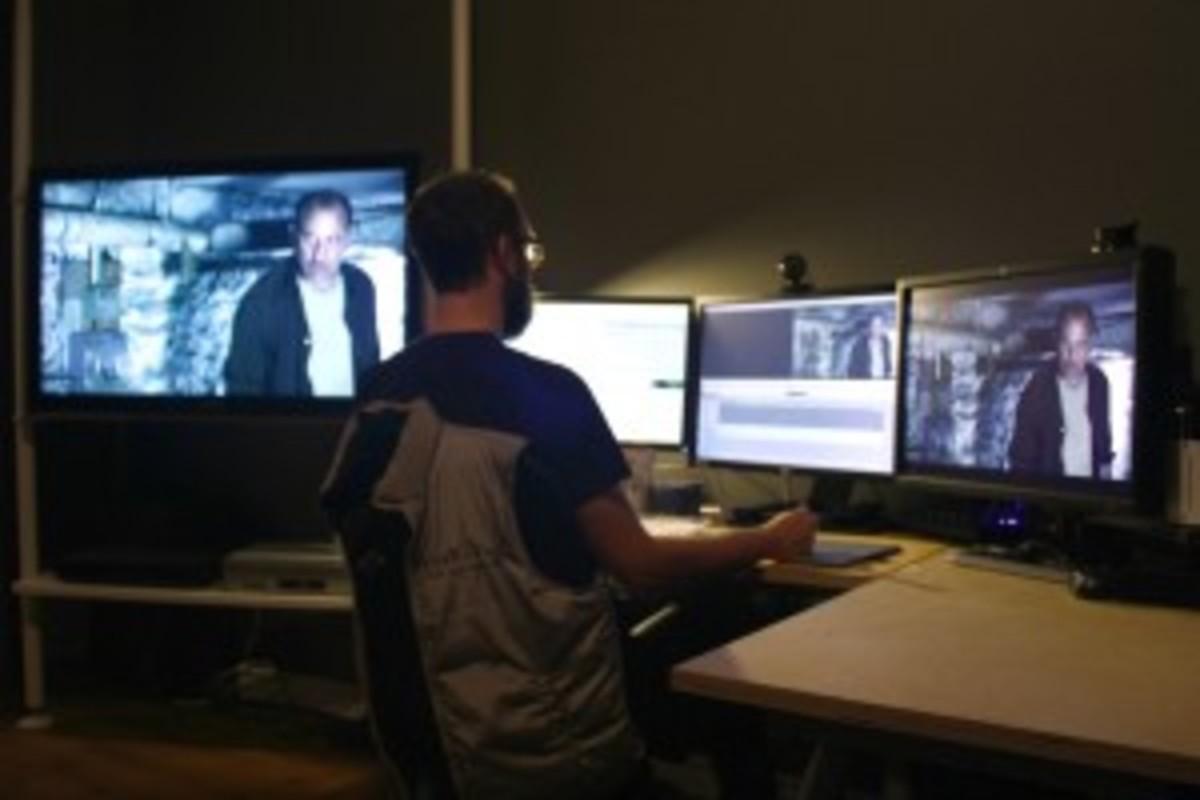 Justin Lachance script editing
