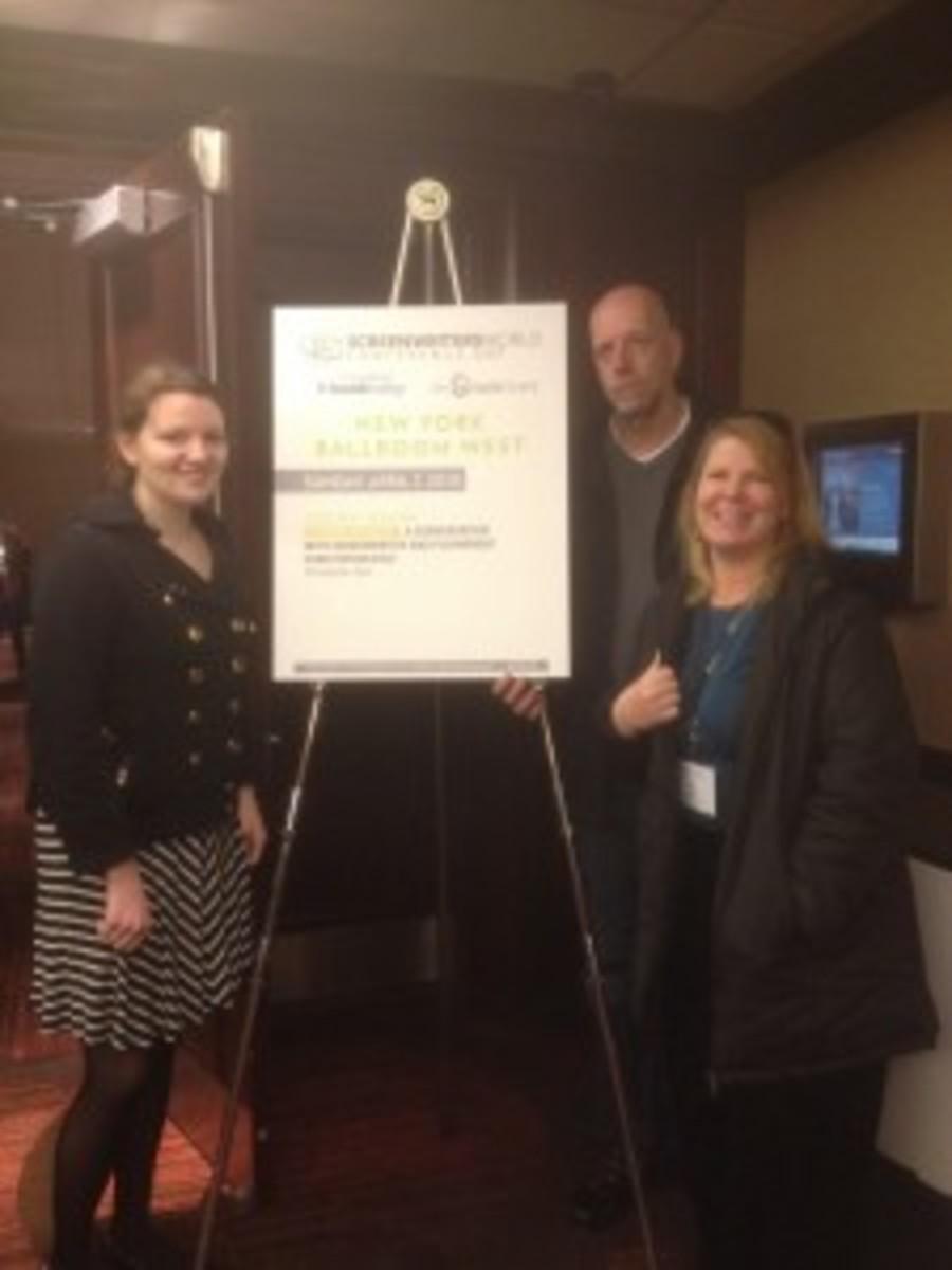 Screenwriters World Conference