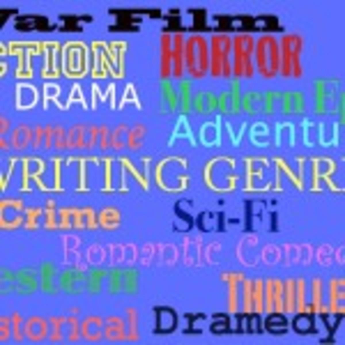 writing genres 2