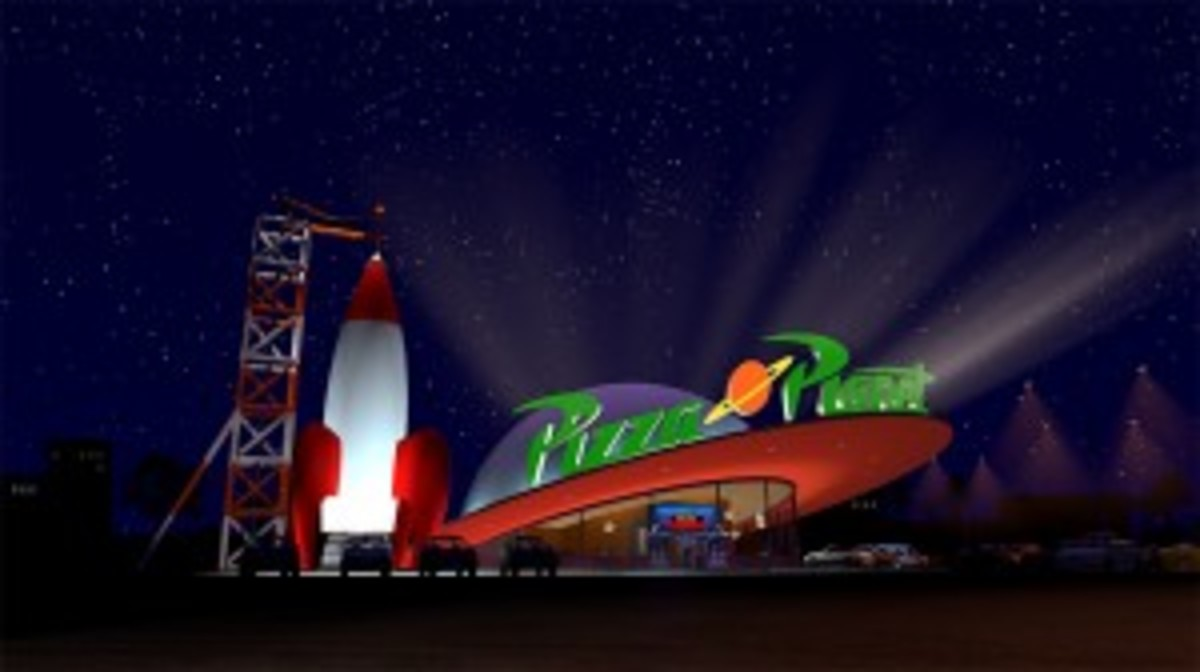 Am I the only one that wishes Pizza Planet was real?