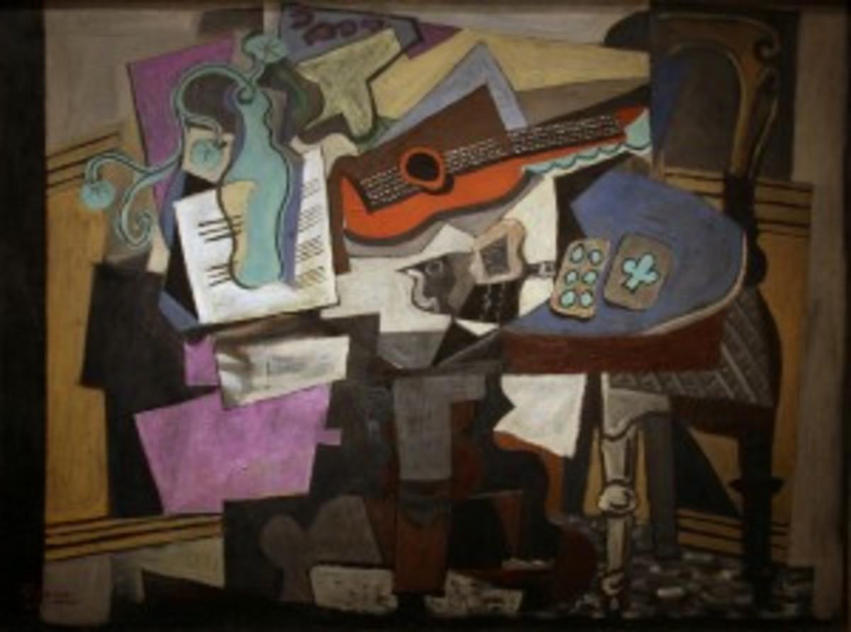 Picasso's Still-Life Nature Morte