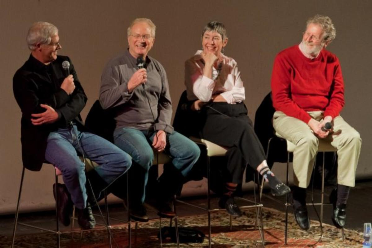 John Truby, Syd Field, Linda Seger, Michael Hauge