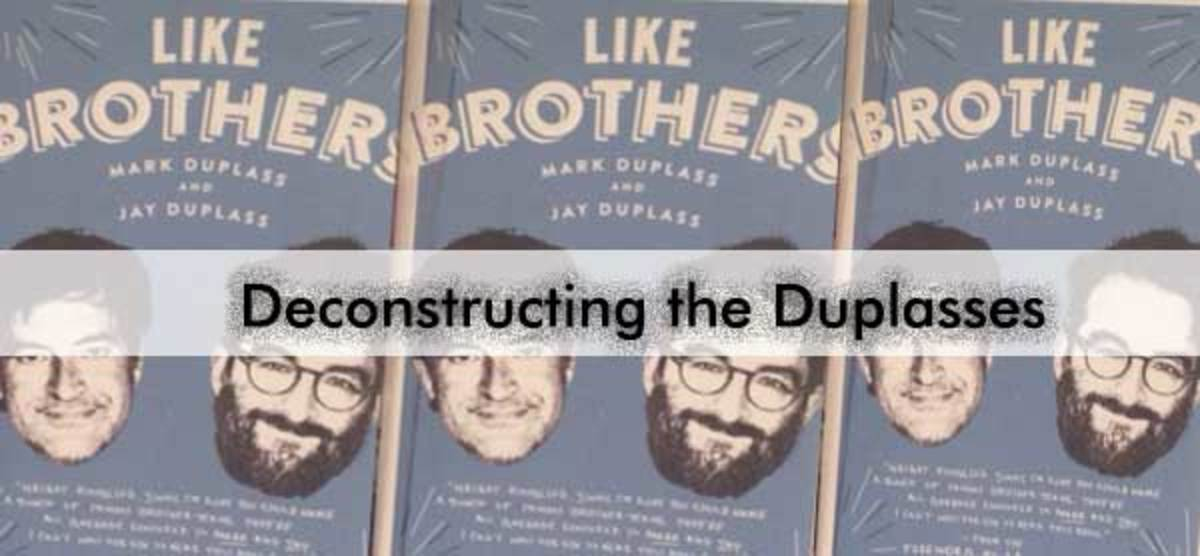 Part memoir, part eclectic life navigation, part celebration of failure. Like Brothers is a tour of the Duplass brothers' sibling brain on films, screenwriting, and unique insights into our shared foibles.