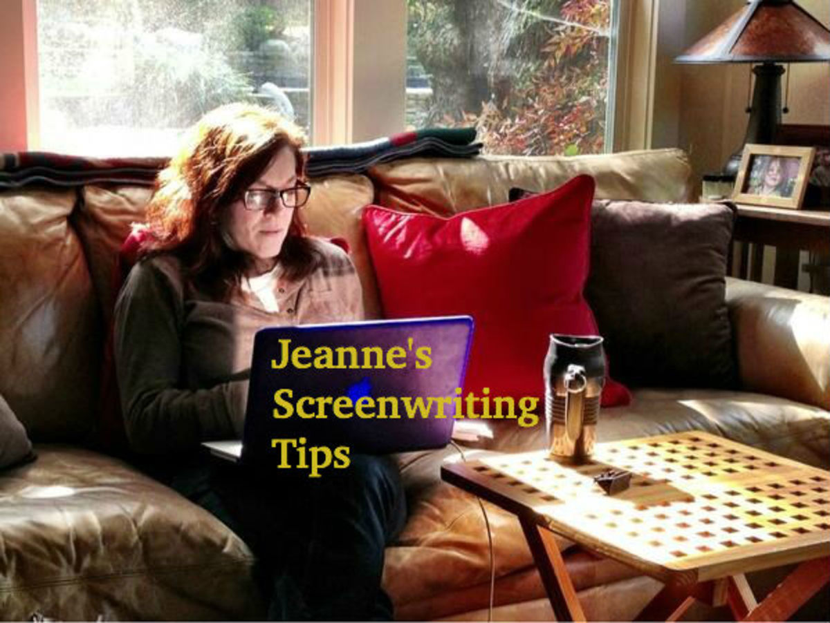 screenwriting tips