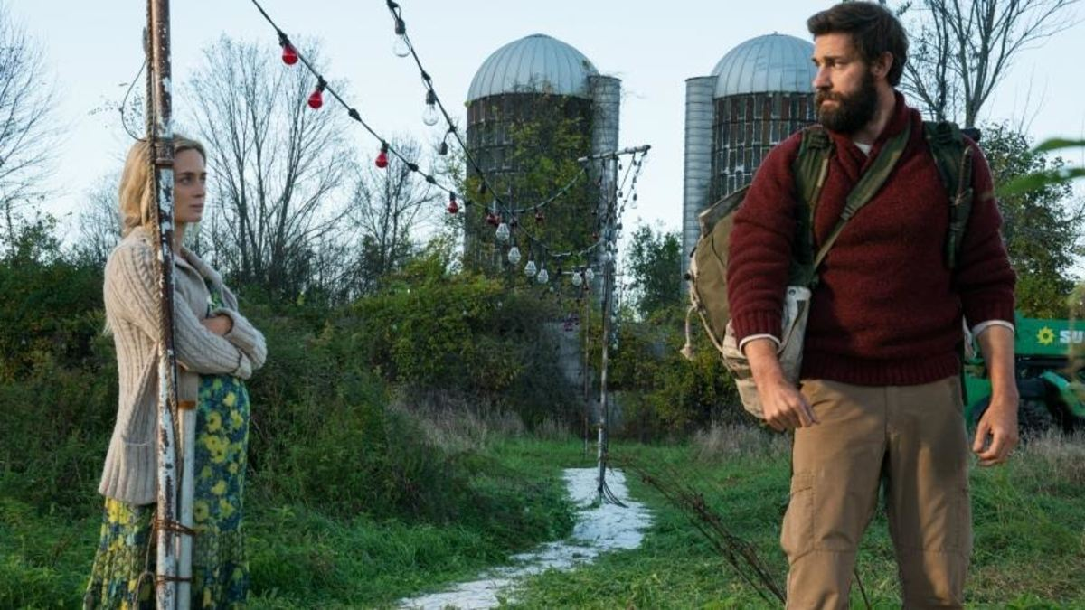 'A Quiet Place' - Photo Courtesy of Paramount Pictures