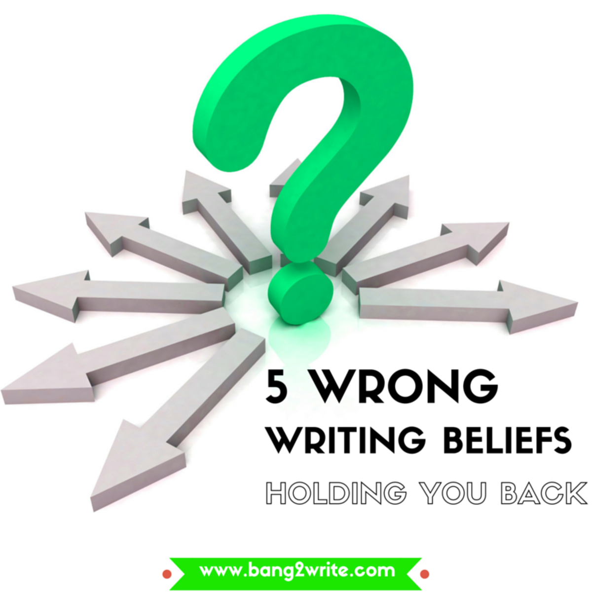 SUBMISSIONS INSANITY: 5 Wrong Writing Beliefs That Will Hold You Back In 2016 by Lucy V. Hay | Script Magazine #scriptchat #amwriting