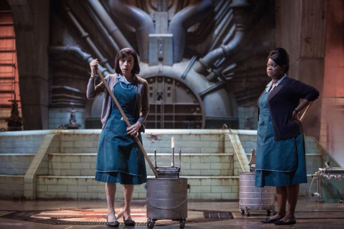 Individual subplots illustrate a different aspect of the main conflict or show a different step in the solution of the main conflict. William C. Martell examines how the subplots in The Shape of Water help shape the film's main conflict and theme.