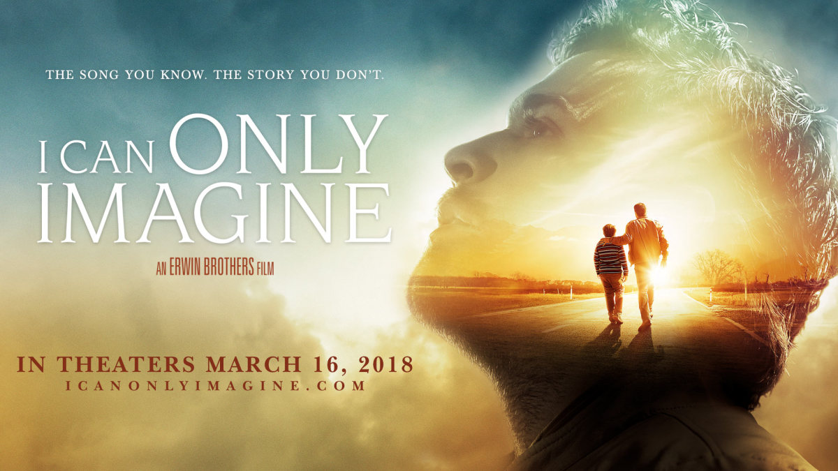 "Script Magazine's Dan Goforth talked with one half of The Erwin Brothers, writer-director Jon Erwin, about making the movie ""I Can Only Imagine"" from a Billboard hit song."