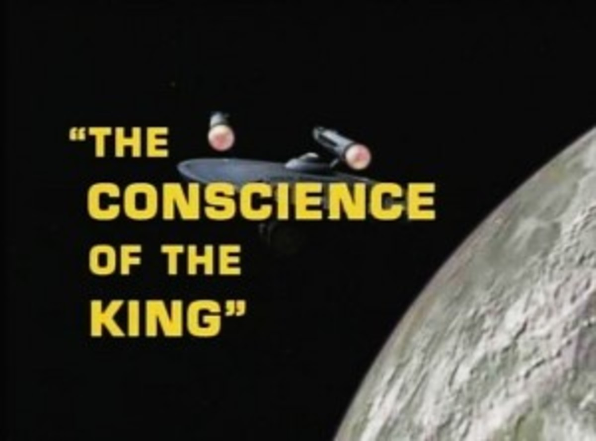 conscience of the king Star Trek TOS - Shakespeare