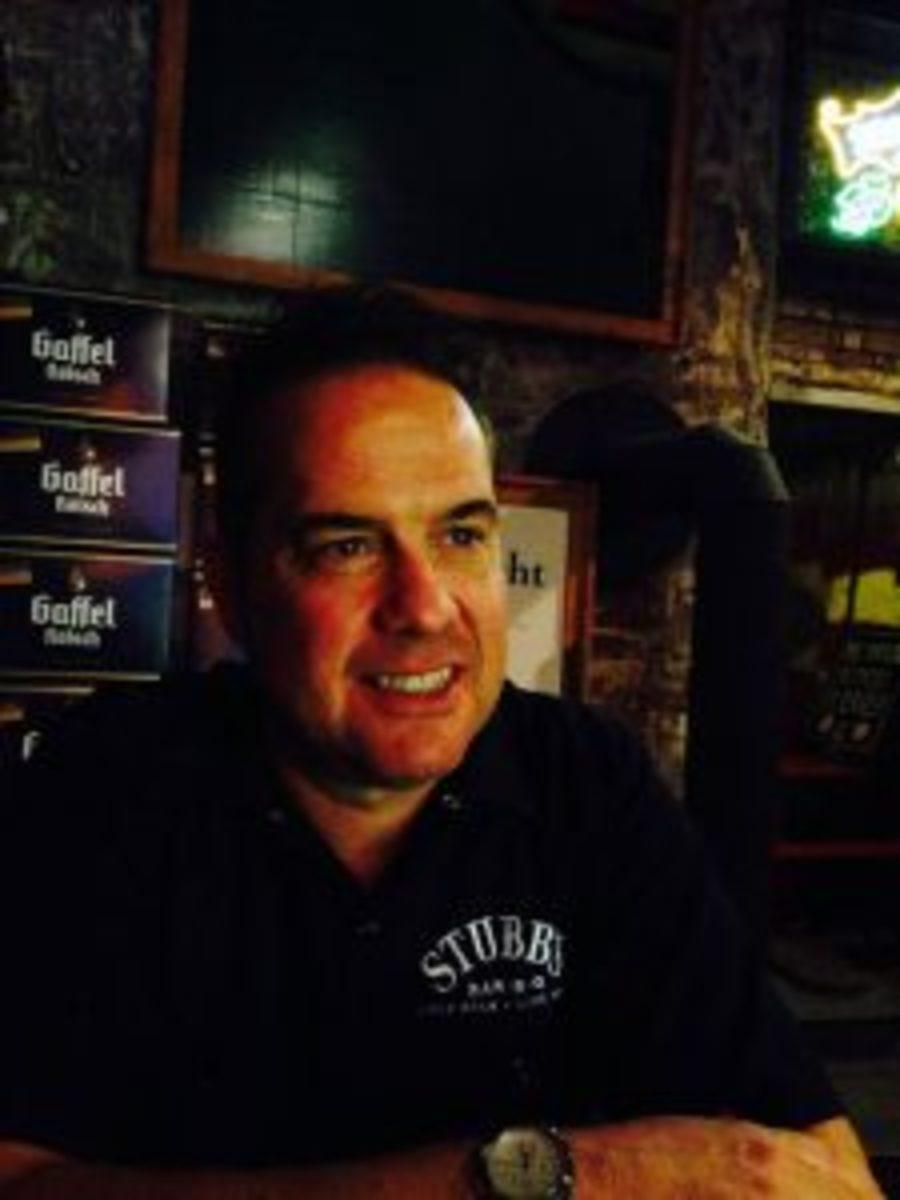 Producer Brian David Cange