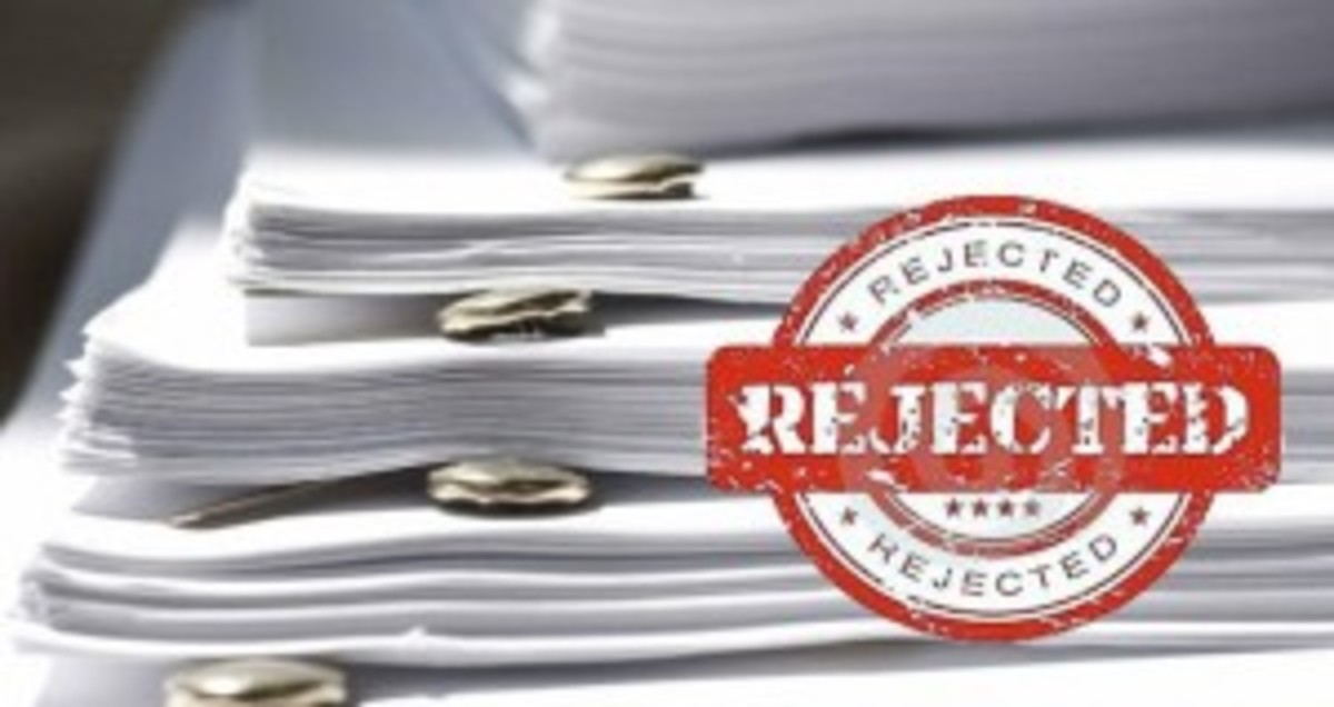 Rejected Scripts