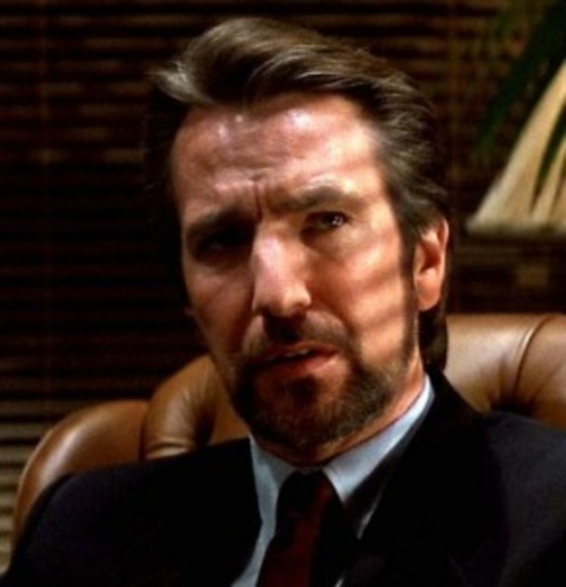 Hans Gruber...best villain ever?