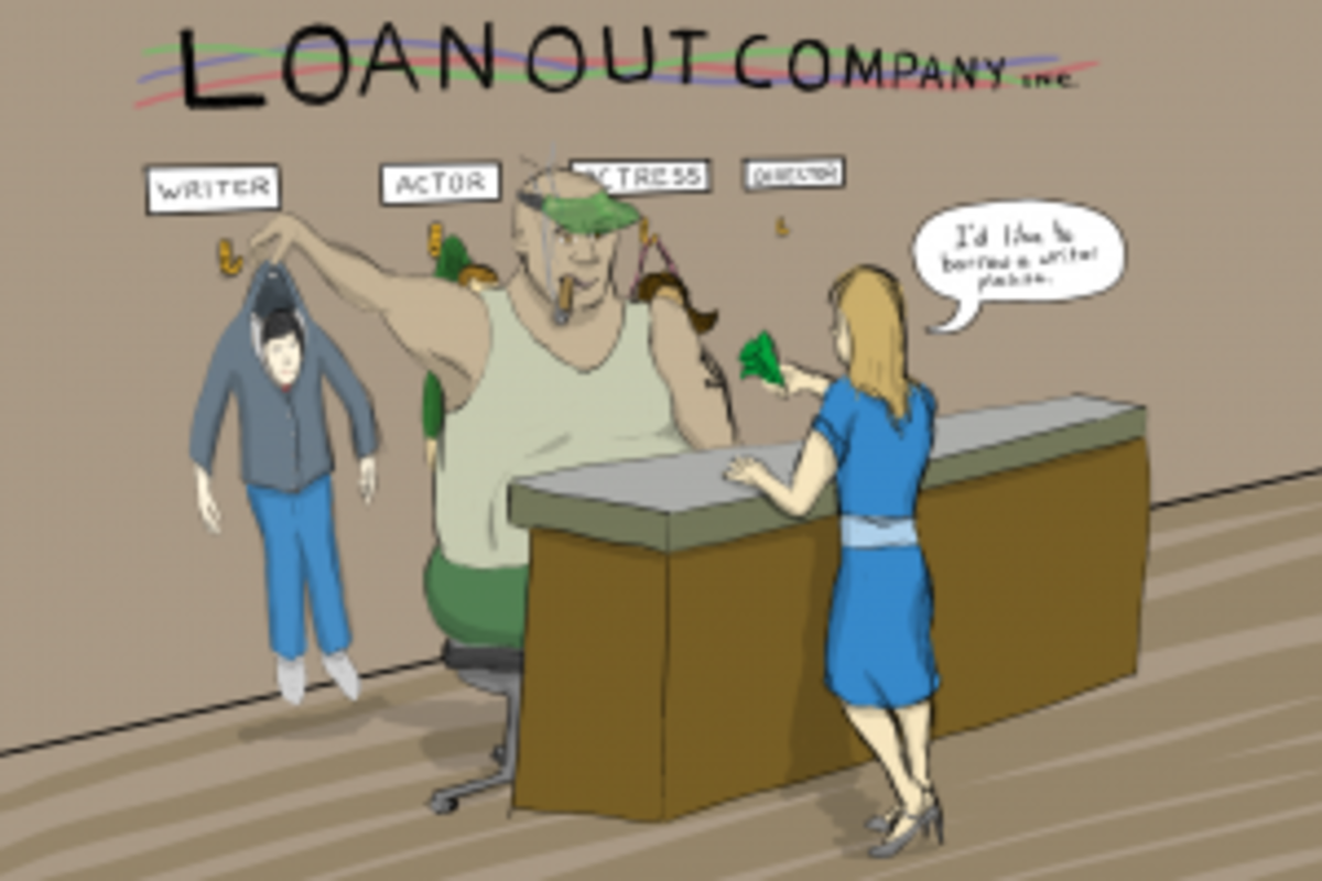 LEGALLY SPEAKING, IT DEPENDS: Loan Out Company by Christopher Schiller | Script Magazine #scriptchat