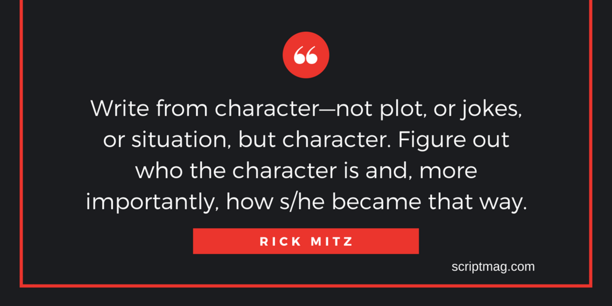 Rick Mitz has worked in the film and TV industry for decades and also teaches screenwriting at Vermont College of Fine Arts. Here he discusses his incredible journey to VCFA and his thoughts on screenwriting and the act of expanding one's art.