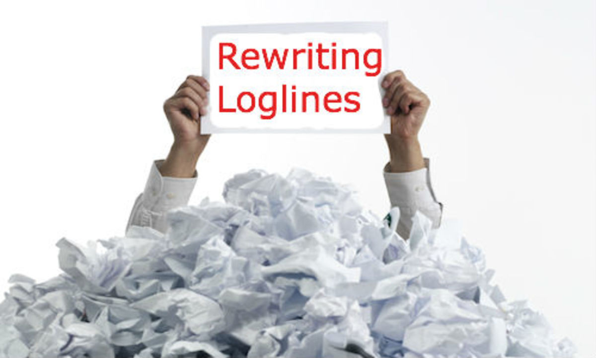 Logline Progression: Rewriting Tips for Screenplay Loglines