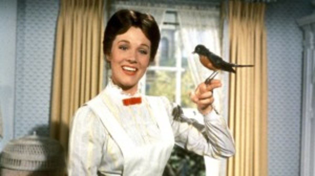 Mary Poppins tames the unruly children by entertaining them and breathes innocence back into a father who lost his way in life.
