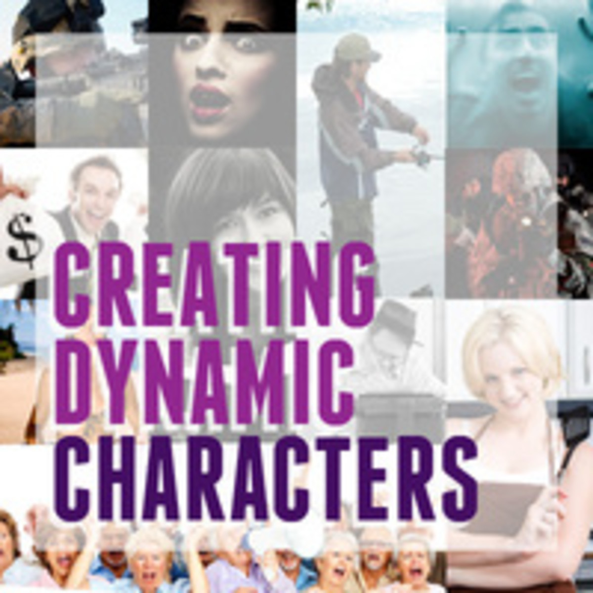 Creating Dynamic Characters From Outline to Rewrite