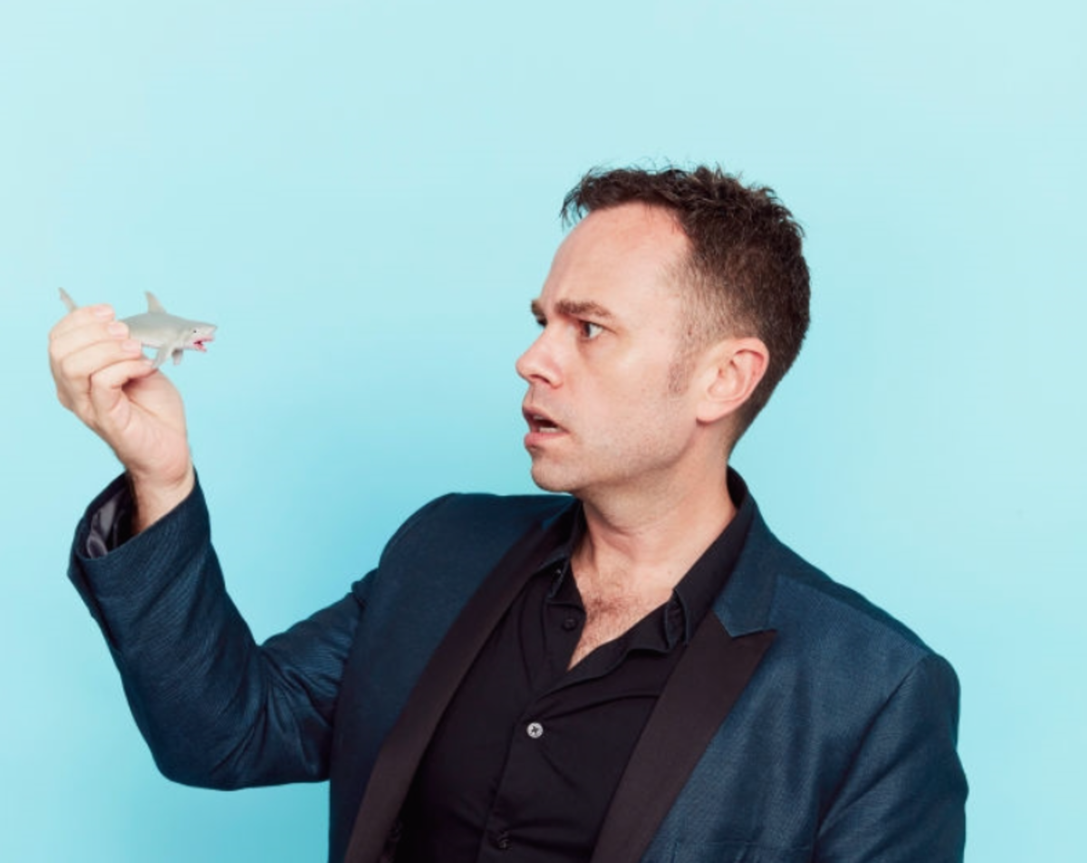 INTERVIEW: Scotty Mullen on 'Sharknado 5,' Pitchfests, and Casting the Films He Writes
