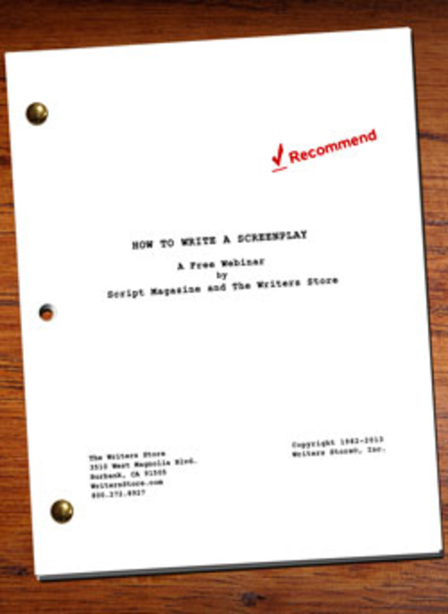 Learn how to write a screenplay the right way and improve your spec script with this FREE eBook from Script Mag!