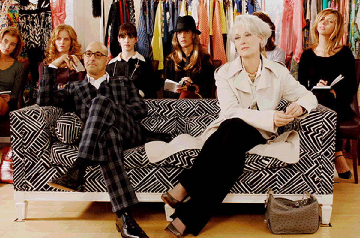 'The Devil Wears Prada'