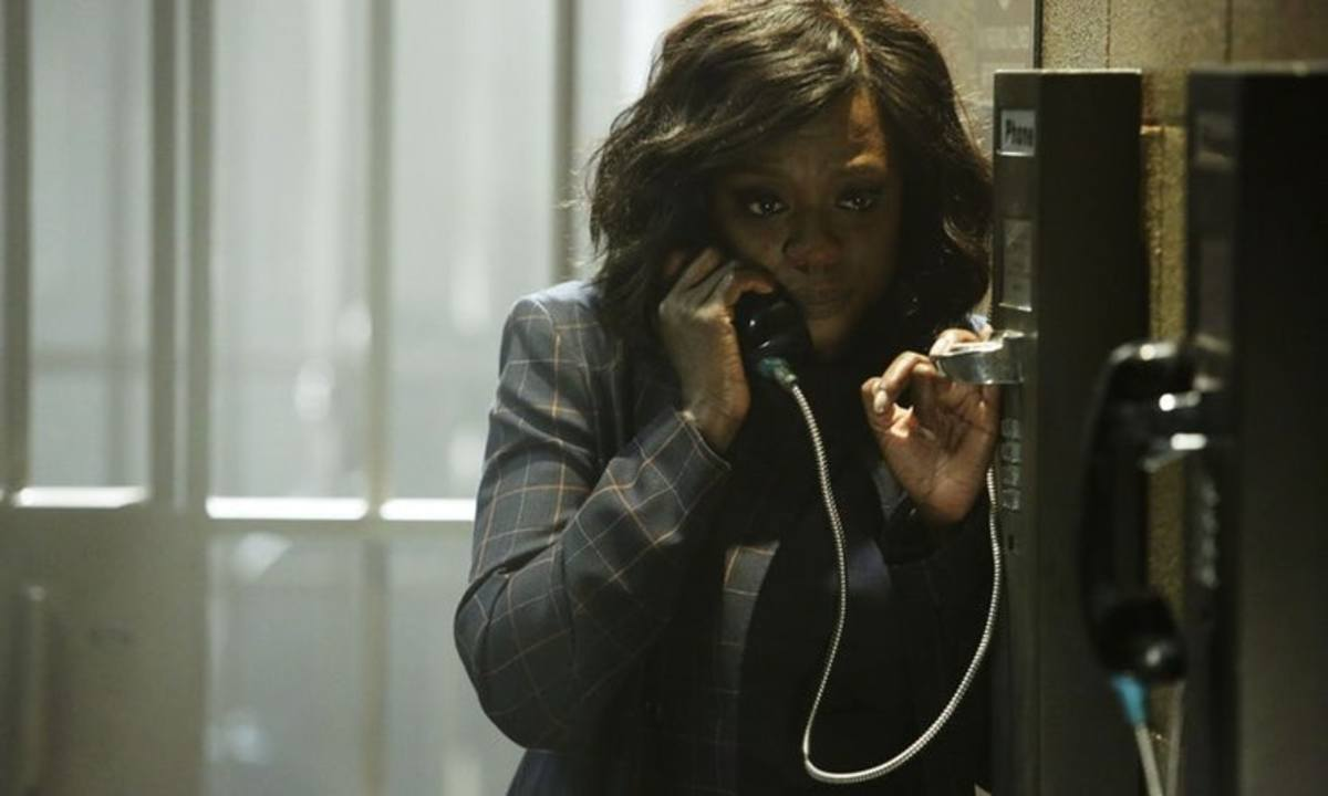 Annalise Keating (Viola Davis), 'How to Get Away With Murder'