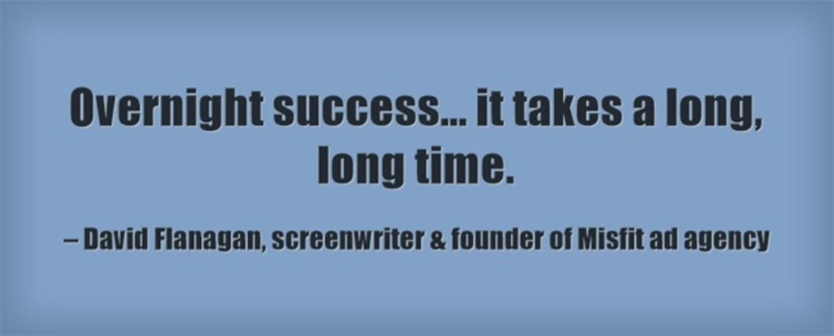 Quote - David Flanagan, Screenwriter