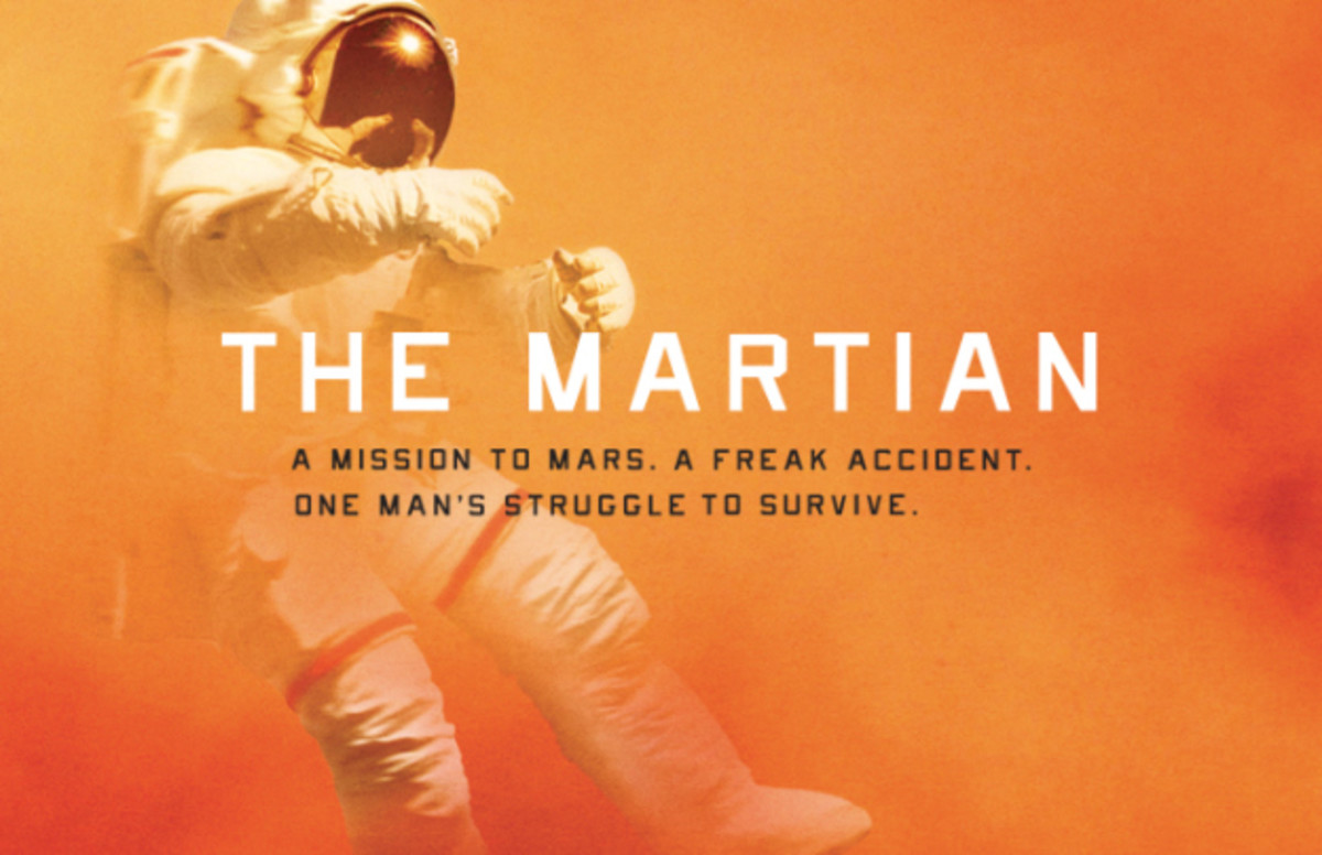 A WRITER'S VOICE: 'The Martian' - Bring Your Script Home by Jacob Krueger | Script Magazine #screenwriting