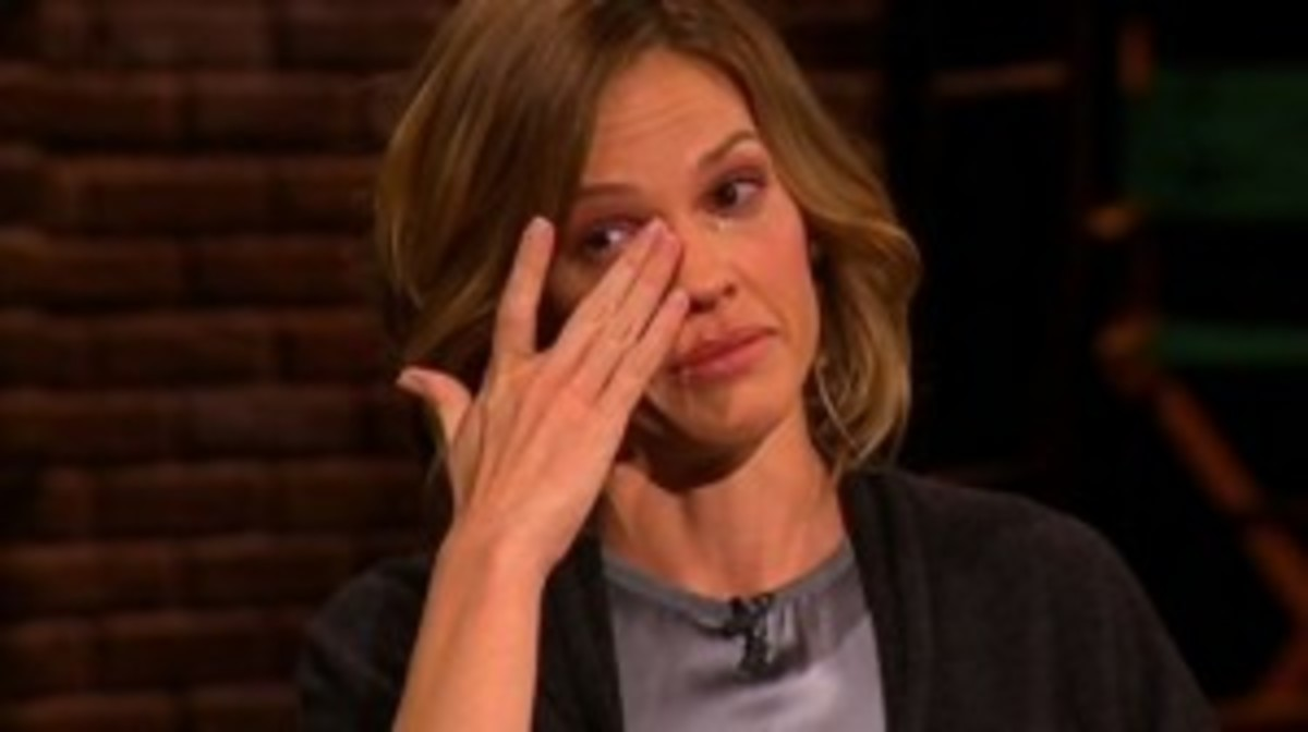 Hilary Swank on 'Inside the Actor's Studio'