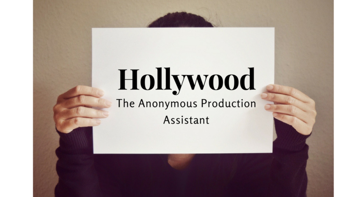 There is a kindred spirit in Hollywood, who's offered help, advice and information to film business newbies for years. Marty Lang interviews the alter ego that has been a beacon to the entry-level Hollywood worker for a long time: The Anonymous Production Assistant.