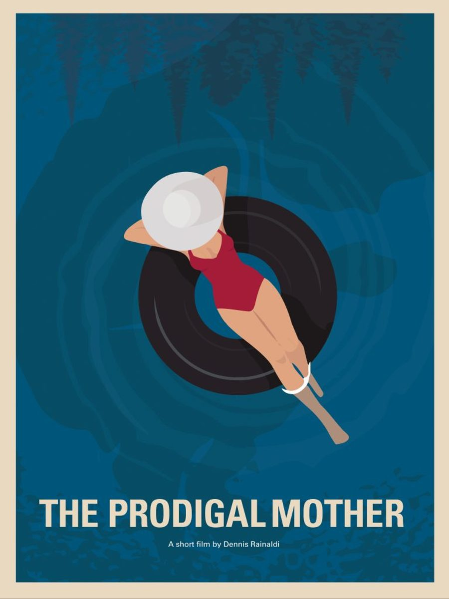 The Prodigal Mother Poster