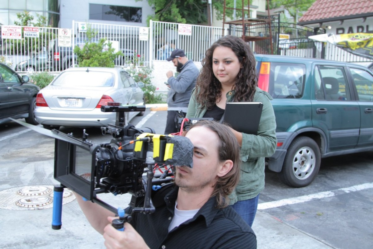 Maureen directing