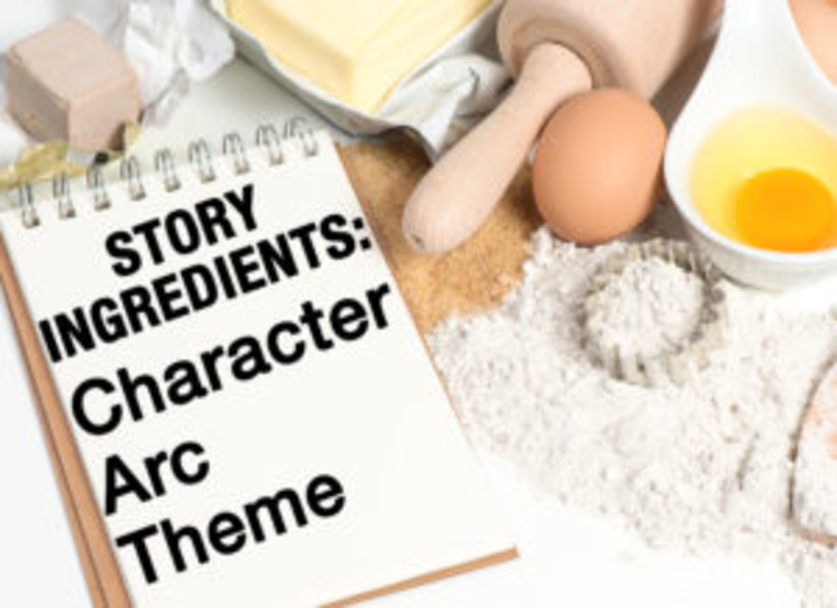 Theme is a delicious ingredient of story that enriches every element. Barri Evins' tips for adding theme from the outset to elevate your story.