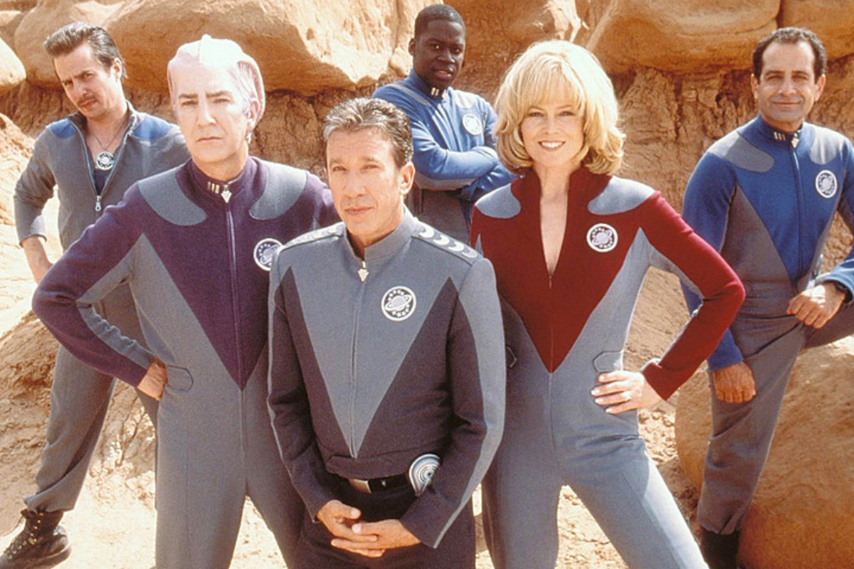 What Screenwriters Can Learn from 'Galaxy Quest' by Dave Trottier | Script Magazine #scriptchat #screenwriting