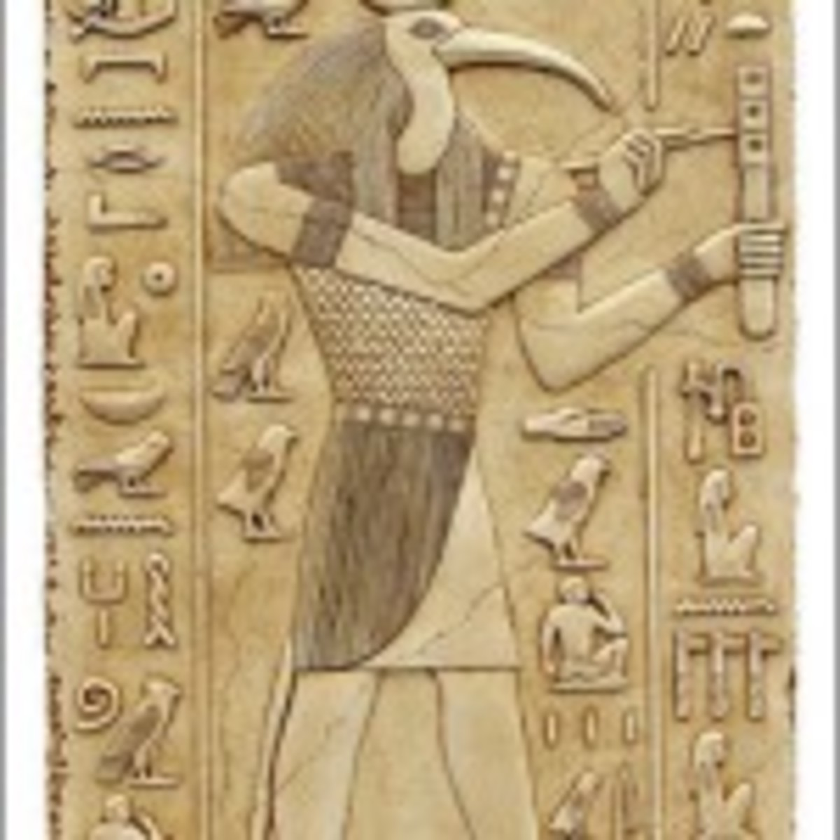 Troth - Egyptian God of Writing - Google Images