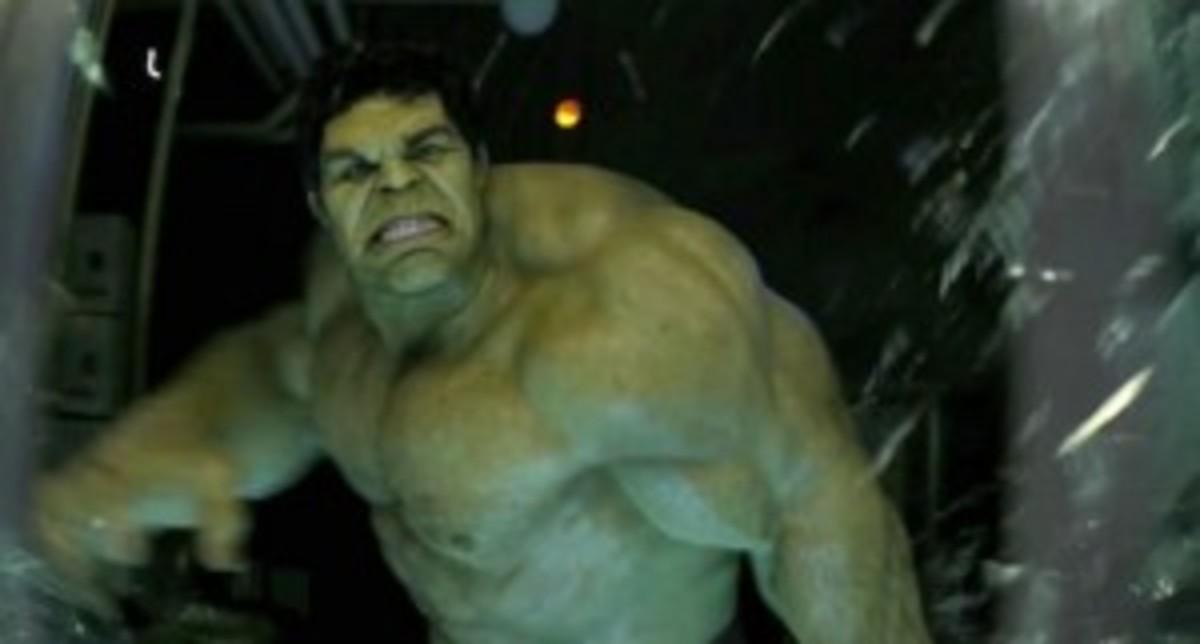He's always angry.