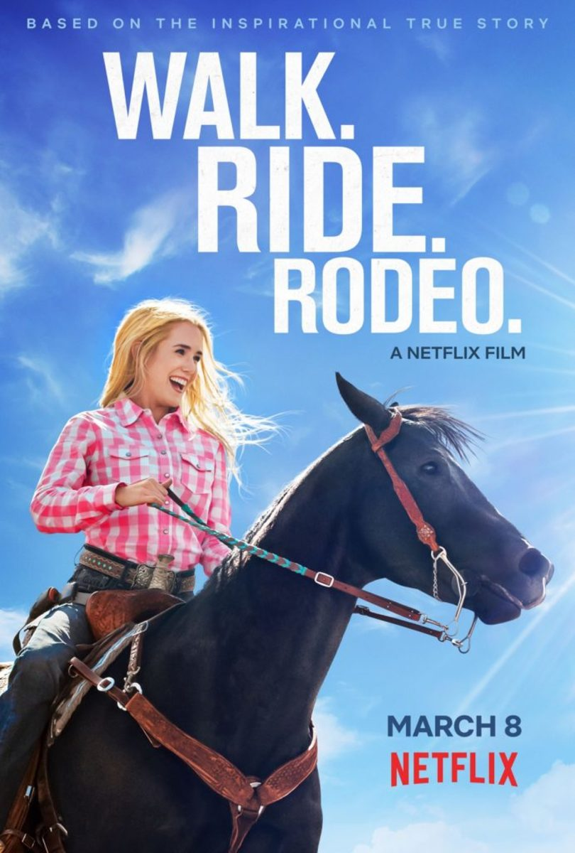Dan Goforth shares the journey from script to Neflix of the story of professional barrel racer and inspirational speaker Amberley Snyder is brought to the screen in Walk. Ride. Rodeo.