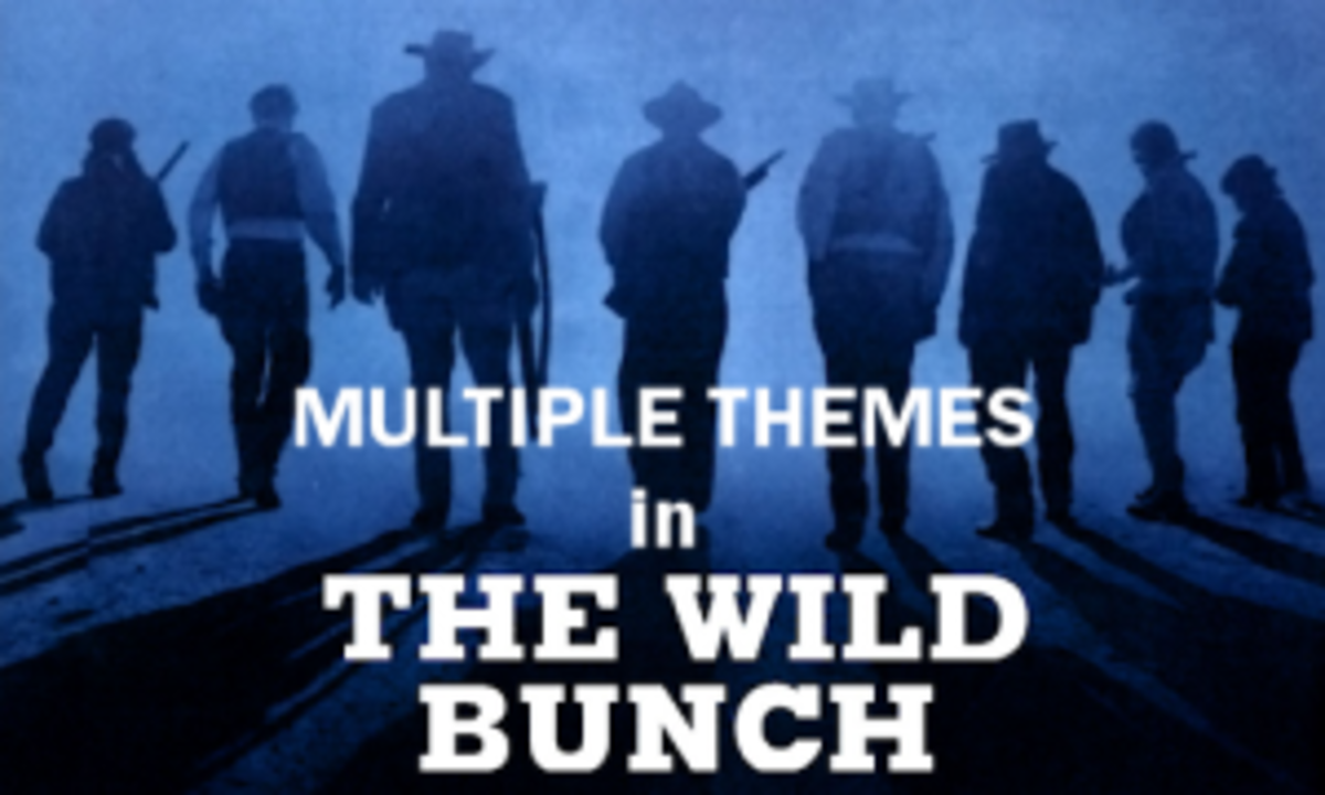 Multiple Themes in The Wild Bunch
