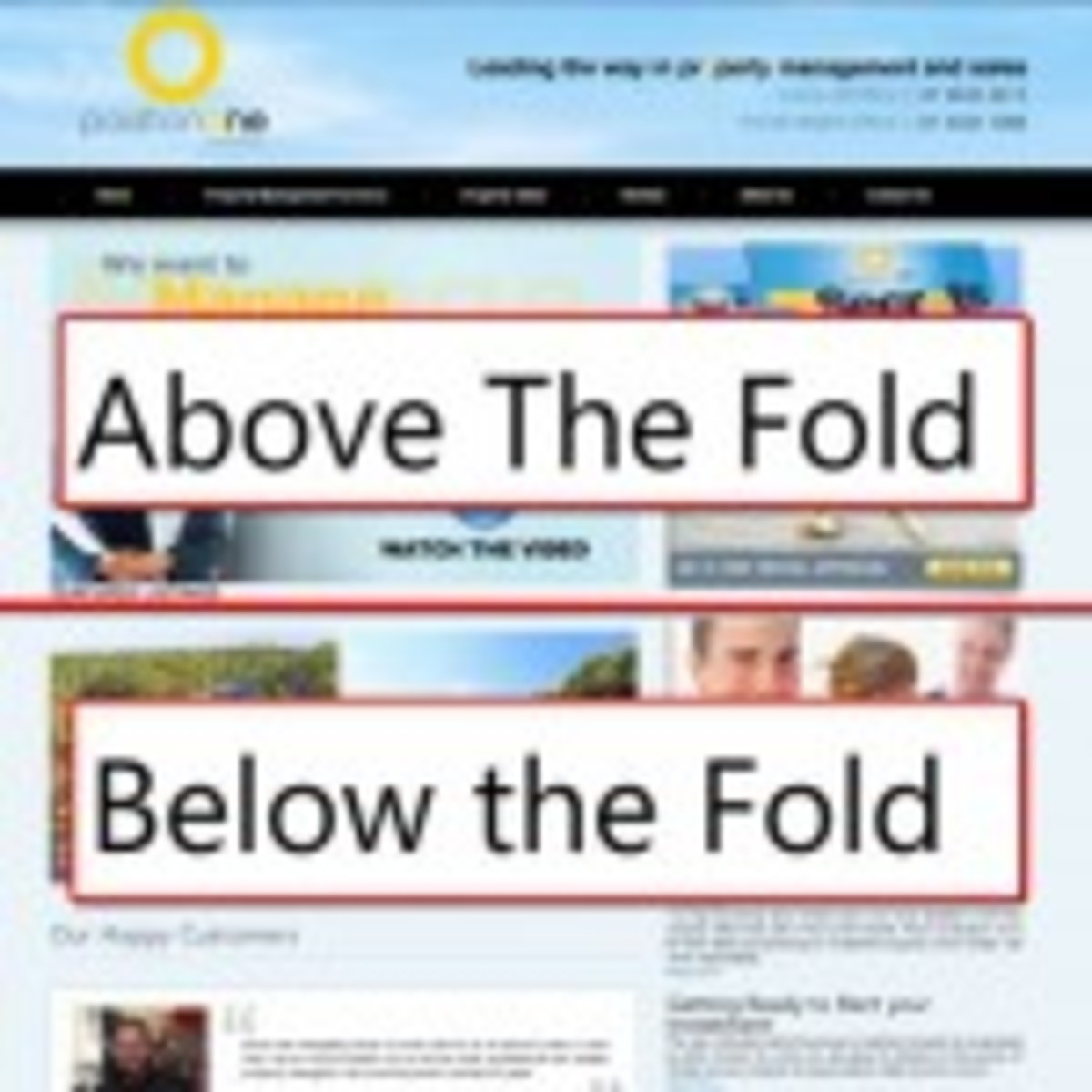The Fold - Google Images