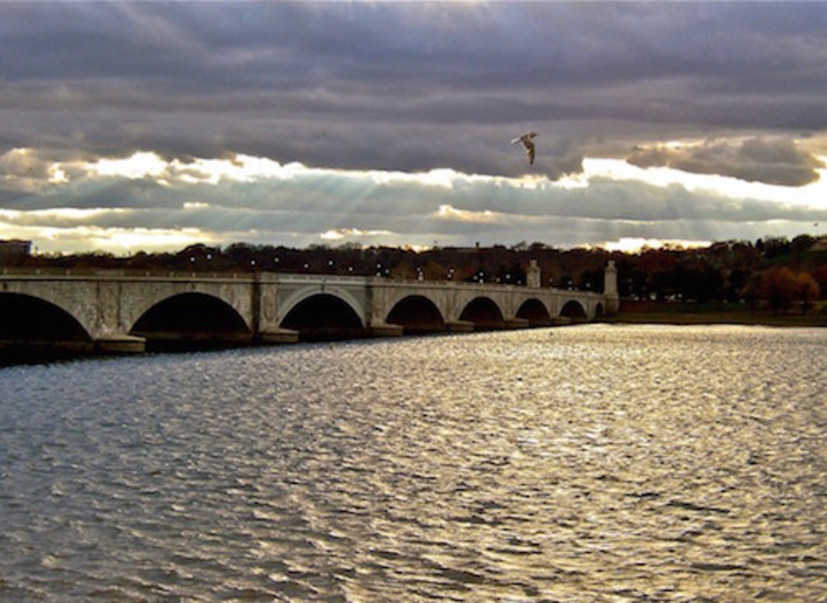 Memorial Bridge, Washington, DC