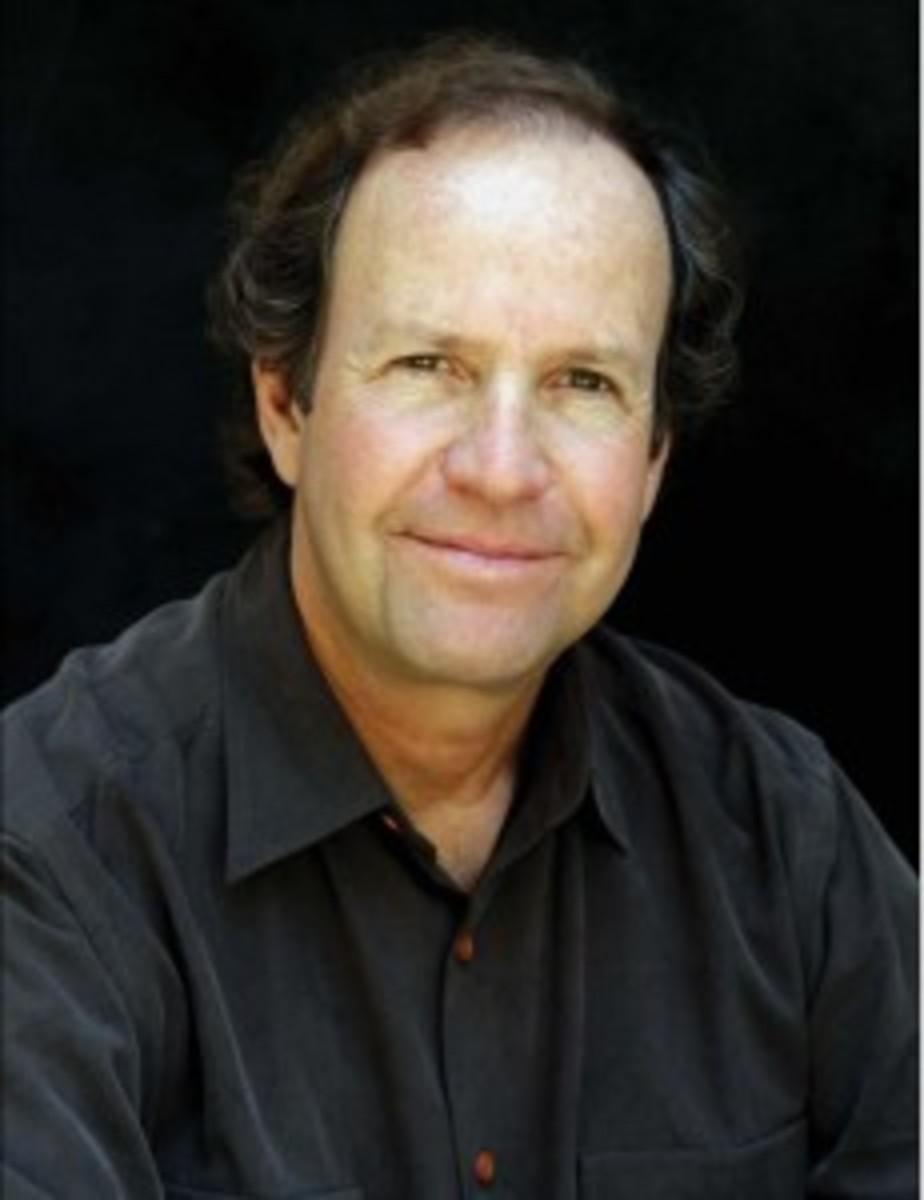 Writer Clayton Frohman