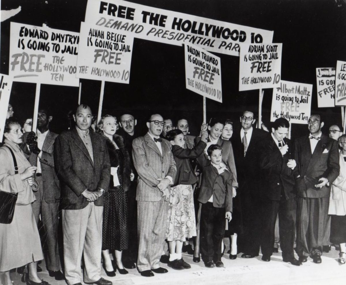 Coming to Terms With the Past: The Academy Confronts the Hollywood Blacklist by Bob Verini #scriptchat #screenwriting