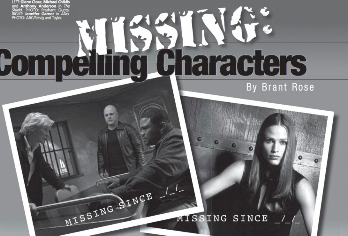compelling characters