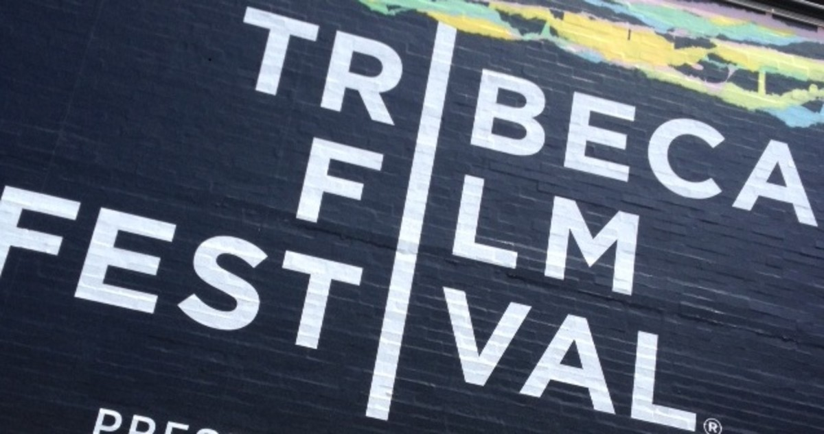 Tribeca Film Fest Wall Art