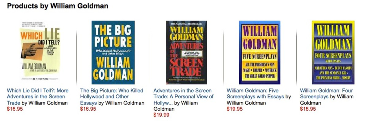 william goldman 2